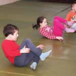 Egzamin 6 KYU Aikido Kids