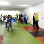 Trening z rodzicami 2013