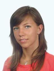 Instruktorka Anna Kazmierczak
